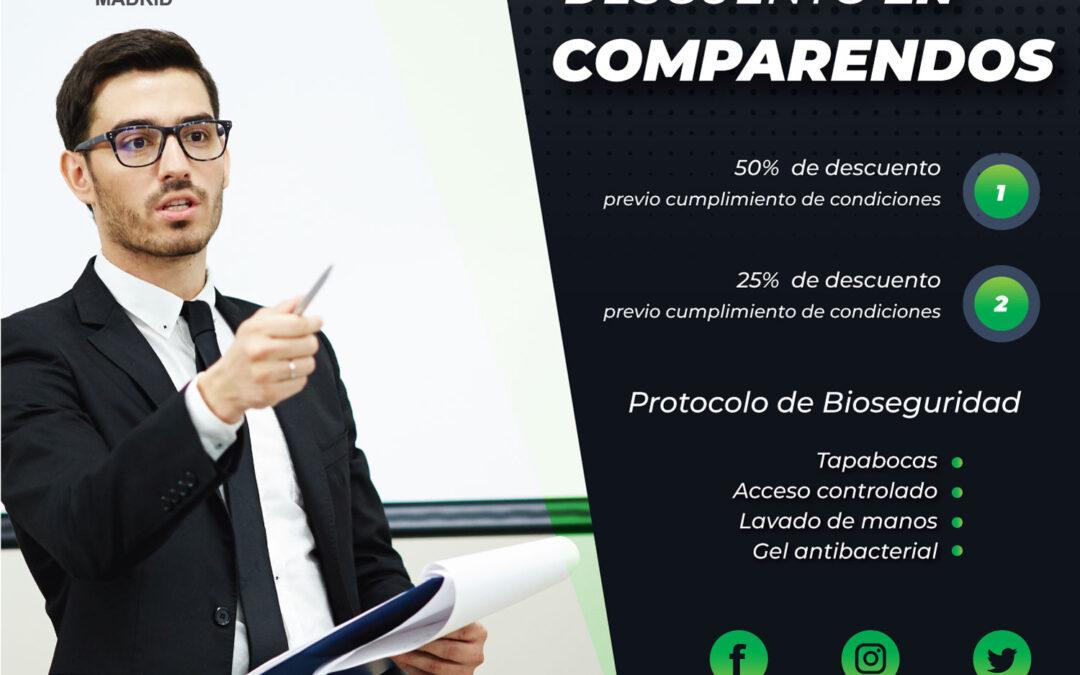 CUMPLIMOS LOS PROTOCOLOS DE BIOSEGURIDAD